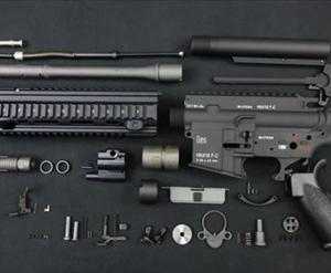 【入荷情報】HAO HK416F コンバージョンキット トレポン用 入荷しました!