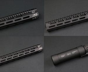【入荷情報】ANGRY GUN BCMタイプ ハンドガード、MP9/TP9用サイレンサー 新入荷!
