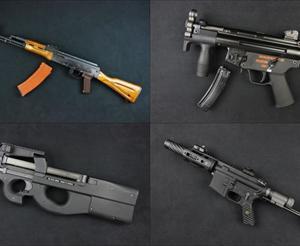 【入荷情報】WEガスブロ本体(AK74RW/AK74UN/HK416C/M4CQB/MP5A2/MP5K/P90)入荷!