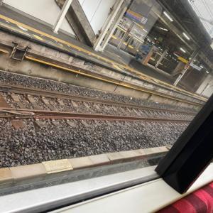 久しぶりの電車旅