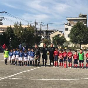 第22回 ちびっこミニサッカー大会 優勝!
