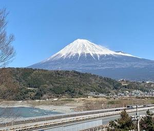 如月富士山の日。