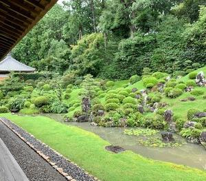 浜松 龍潭寺。