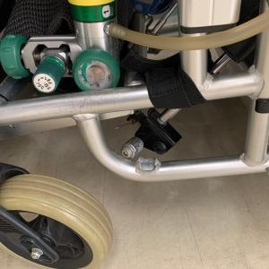 車椅子のピンチ!!
