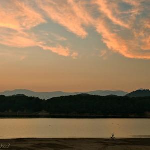 みちのく初秋の御所湖景3