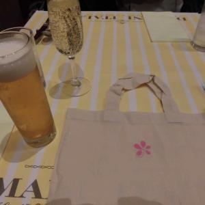 新宿イタリアンでランチ