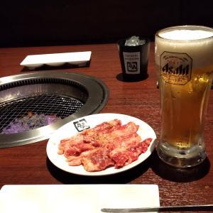 Yahoo!ロコでGo To Eatディナー② 牛角ちょい飲食