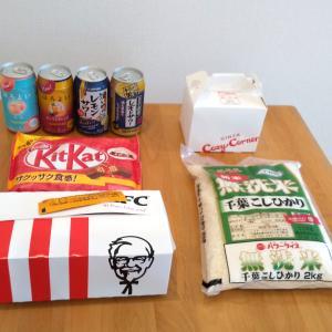 PayPay地域応援30%還元購入品 KFCも!
