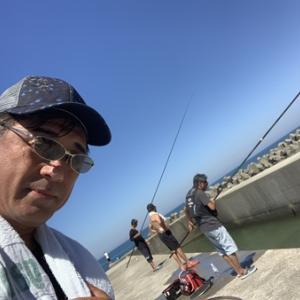 富山県の渋い場所で鮎釣り2019