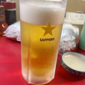 やっぱ餃子にはビールやね(^^)