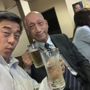 昨夜はヒットマンと呑み(^^)