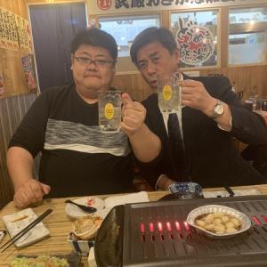 壱勢で呑み呑み(^^)