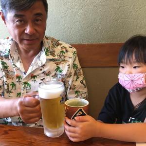 ぎふ初寿司で乾杯^_^