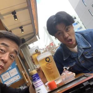 土曜日は名古屋で昼呑み^ - ^