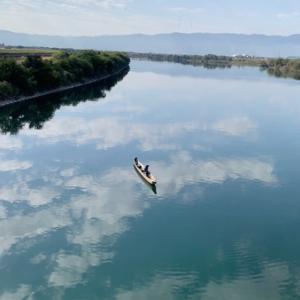 長良川の風景(^ ^)