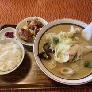 お昼は?たむらのちゃんぽん(^。^)
