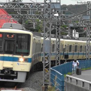 小田急線復旧の日(2)