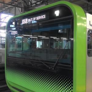 JR品川駅山手線京浜東北線線路切替(5)
