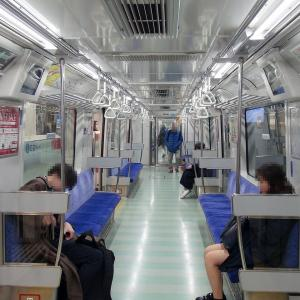 横浜市交通局10000形(あの電車の車内を見よう)