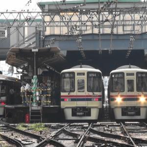 地上時代の京王線調布駅(10年前ってどうだった?)
