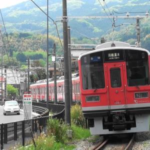 「赤い1000形車両」小田急全線で運転