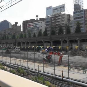京急品川駅周辺の変化(1)