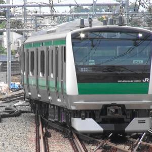 埼京線E233系相鉄線入線