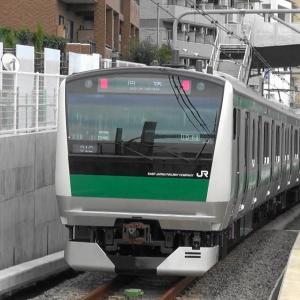 E233系が加わった相鉄・JR直通線試運転(1)