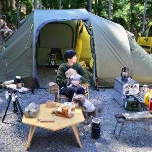 今年初キャンプ(その1)