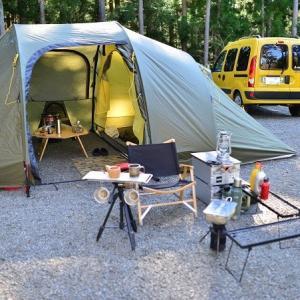 今年初キャンプ(その2)