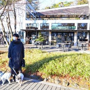 軽井沢にやってきました2020冬♪(その3)