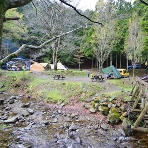 BOSCOオートキャンプ場に行ってきました♪