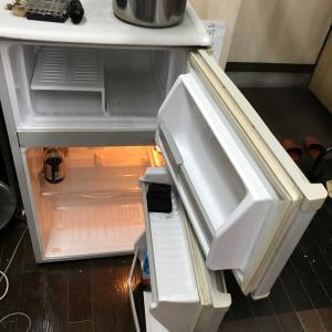 お疲れ様の冷蔵庫