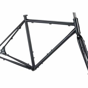 tempra的自転車組み付け Salsa 編