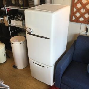 WiLL ノスタルジックモダンデザイン 冷蔵庫入荷しました