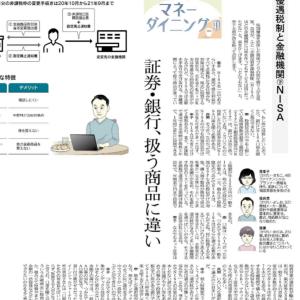 取材内容が(6/30)日経新聞夕刊に掲載されました