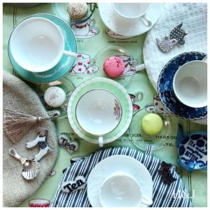 H&J Tea Decoration 新しいアイテムを開始いたします!