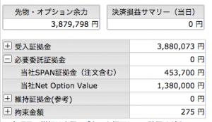 6/3  オプション  -209円
