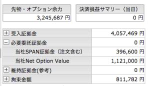 7/29   オプション -230円
