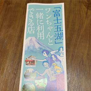 !NEW!案内パンフレットご紹介!(まだ知らない!山中湖観光地がまっている!)