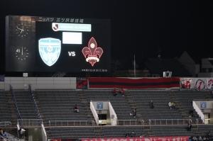 明治安田生命 J2リーグ 第36節 横浜FC vs ツエーゲン金沢