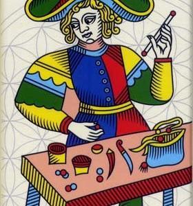 神聖幾何学マルセイユタロットの秘密が掲載されます