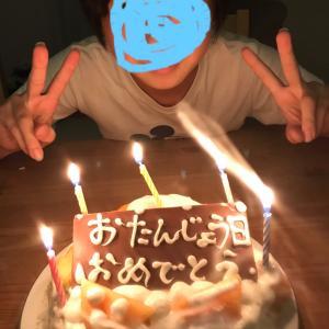 8/7お誕生日おめでとう!13歳!