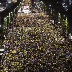 韓国、200万人デモの嘘