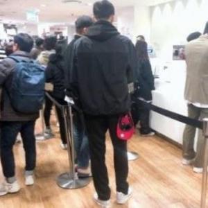 やっぱり乞食な韓国人