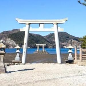 韓国人立ち入り禁止by和多都美神社@対馬