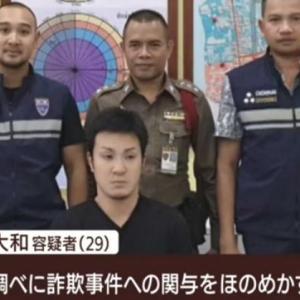 タイの刑務所に放り込みたい。