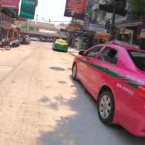 タイは、国内線も飛ばなくなるのか。