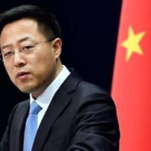 やっぱり中国の報道官はレベルが低いわ。