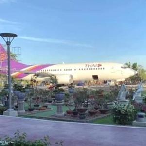 タイ航空破産!